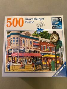 Ravensburger 500 piece jigsaw puzzle ~ Ellen's General Store ~ COMPLETE!