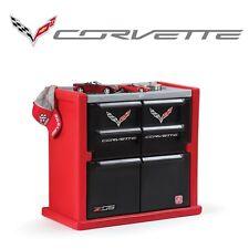 Step2 Corvette Dresser Kid Bedroom Red Race Car Furniture Kids Chest Storage