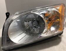 Replacement Eagle Eyes CS201-B001L Driver Side Headlight For 07-12 Dodge Caliber