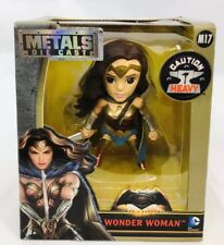 DC Batman vs. Superman Wonder Woman Metal Die Cast M17 Figure