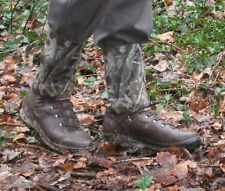 Elastic Gaiters, - anti tick, keep debris out of your boots