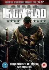IRONCLAD - DVD - REGION 2 UK