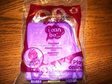 McDonald's Barbie I can be a Teacher Set Happy Meal Toy NIP #8