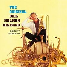 Original Bill Holman Big Band - Complete Recordings [New CD] Spain - Import