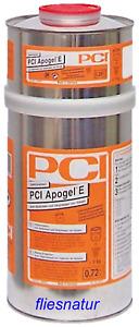 PCI Apogel E 1kg Injektionsharz Niedrigviskos zum Abdichten & Verpressen Rissen