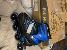 Hiboy Inline Skates Abec-7 Pony Dash Size 2-5