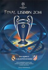 2014 CHAMPIONS LEAGUE FINALE-REAL MADRID V Atletico Madrid 24.5.2014