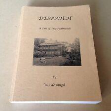 Despatch : A Tale of Two Penfriends:Thirza (Petit) Thatcher letters (de Burgh)