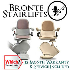 Reconditioned Straight Stairlift-Which? Trusted Trader-Installation Fee Included