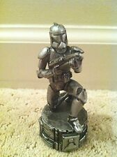 Star Wars Silver Pawn Rebel Foot Soldier Replacement Piece Chess