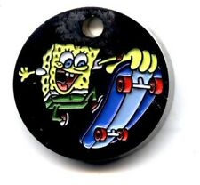 Spongebob Squarepants #1 Trolley/Keyring/Token/Key Ring/Coin/Locker/Supermarket
