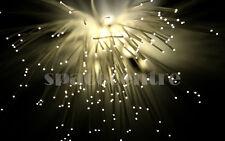 For DIY decoration end glow Optical fiber light cable fibre optic line 200x3m