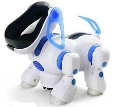 Robot Puppy Dog With Flashing Light & Sound Walks, Runs, Barks and Dances