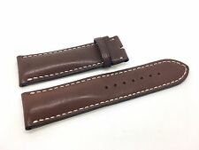 Brand New Chopard Brown Leather Band Strap