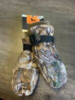 Field & Stream Women's Command Hunt Pop Top Glove Realtree Xtra Size Medium