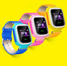 Children Kids Anti-Lost Smart Watch  Tracker For Android IOS Phone 3Colors