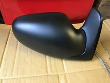 FORD GALAXY WING DOOR MIRROR RIGHT HAND MANUAL BLACK1995-1998