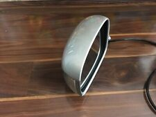 VW BEETLE CONVERTIBLE PASSENGER WING MIRROR WITH INDICATOR SILVER