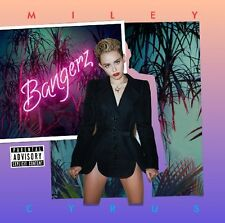 Bangerz (Deluxe Version) CD RCA RECORDS LABEL