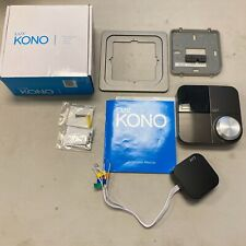 Lux Kono Smart Wi-Fi Thermostat KN-S-MG1-B04 *FOR PARTS*