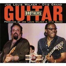 JOE LOUIS & OTIS WALKER - GUITAR BROTHERS  CD NEW!
