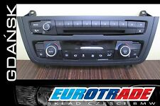 BMW F33 CLIMATE SWITCH UNIT FRONT 9354143 9363500