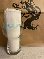 Tree House Brewing Company - Teal Craftmaster Glass - NEW