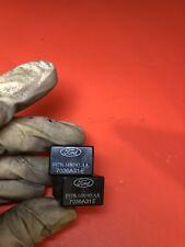 302 Set Of 2 Ford Relay F57b 14b192 Aa F57b14b192aa Relay Oem 5 Pin Oem