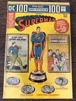 DC 100 PAGES SUPER SPECTACULAR: SUPERMAN #18 DC COMICS VG+