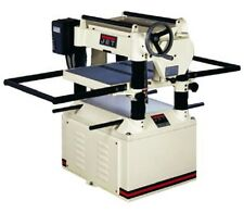 "708544 JWP-208HH, 20"" Planer 5HP 1Ph, Helical Head-Free Shipping"