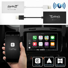 Wireless Bluetooth USB Dongle Smart Link For CarPlay Apple IOS Android Player