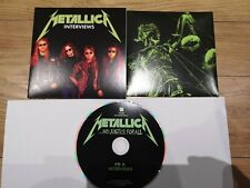 Metallica And Justice For All Deluxe Box Set Interview CD New