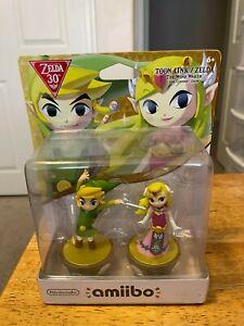 Amiibo TOON LINK/WIND WAKER * Zelda 30th anniversary NEW IN BOX