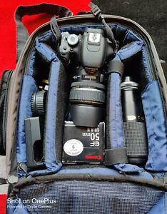 Canon EOS 600D 18.0MP Digital SLR Camera Kit Inc EF-S 17-85mm Lens.