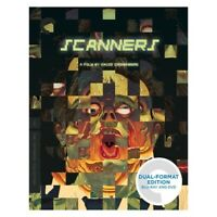 CRITERION COLLECTIONS BRCC2861 SCANNERS (BLU RAY)