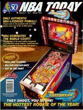 NBA Fast Break Pinball - CPU Rom 3.1 [G11] [Bally / Williams] EPROM