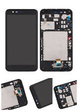 FIT For LG Phoenix Plus AT&T X410 X410AS LCD Screen Touch Digitizer Front Frame