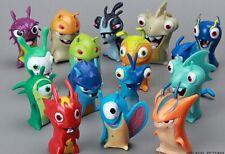 Set of 16 pcs Slugterra Figures 4-5cm toy