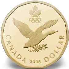2006 $1 Lucky Loonie Canadian Dollar