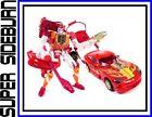 Transformers RID _ DX Class _ Super Side Burn _ Complete