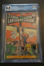 Green Lantern #89 CGC 8.0 1972