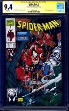 Spider-Man #5 CGC SS 9.4 signed by Todd McFarlane