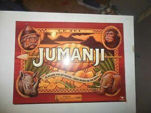 Jumanji jeu de société VF COMPLET