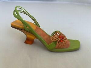 Just The Right Shoe By Raine - Summer Bloom - Collectable Figurine - B11