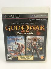 God of War Collection (Sony PlayStation 3 PS3)
