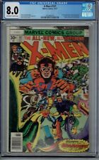 CGC 8.0 UNCANNY X-MEN #107 1ST FULL APPEARANCE STARJAMMERS