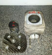 ARCTIC CAT SNOWMOBILE 440 FAN ENGINE CYLINDER 3007-559 PISTON HEAD JAG USED