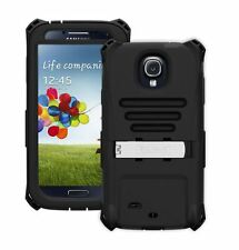 Trident Case AMS-SAM-S4-BK Kraken AMS w/ Holster for Samsung Galaxy S4 - Black