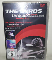 DVD BYRDS - LIVE - NUOVO NEW
