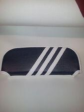 ajs modena/milano Slipover Back Rest Pad Three Stripe Design